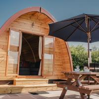 Wensleydale Glamping Pods