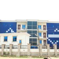 SSCFG APTMS & SUITES - SAMMY's PLACE, hotel near Murtala Muhammed International Airport - LOS, Lagos