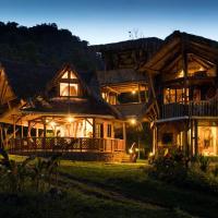 Sacha Urco lodge, hotel em Mindo