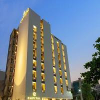 Hotel Capital, hotel in Mandalay