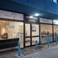Perth 5 Backpacker Hostel, hotel in Northbridge, Perth