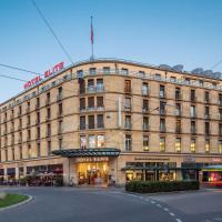 Art Déco Hotel Elite, Hotel in Biel/Bienne