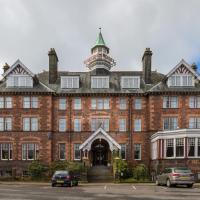 Best Western Station Hotel, hotel in Dumfries