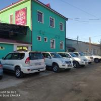 BESQALA, hotel en Nukus