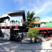 Micky Santoro Hotel & Restaurant, Hotel in Bantayan