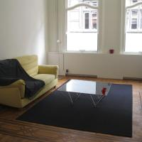 Cosy apartment antwerp south at 2 steps from the museum