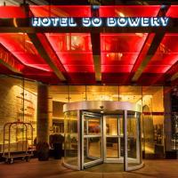 Hotel 50 Bowery, part of JdV by Hyatt
