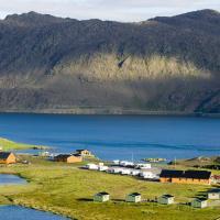 Nordkapp Camping, hotel in Honningsvåg