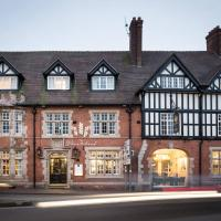 The Wheatsheaf Hotel, Sandbach