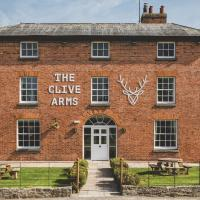 The Clive Arms, hotel in Ludlow