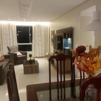 Apartamento de 3 quartos a 100 metros da Praia de Boa Viagem