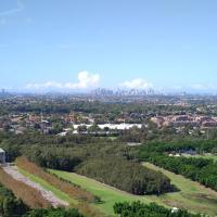 Australia Tower - Olympic Park Green
