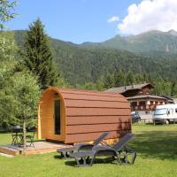Presanella Mountain Lodge, hotel in Temù
