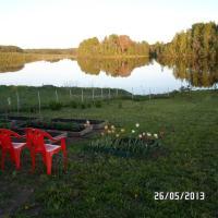 Дом у Озера, отель в городе Staroye Selo