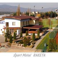 Športmotel Raketa, hotel v destinácii Brezany
