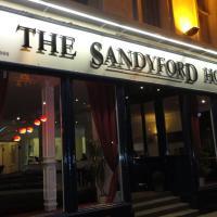 글래스고에 위치한 호텔 Sandyford Hotel