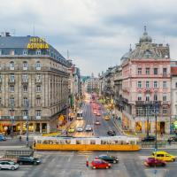 Danubius Hotel Astoria City Center, hotel en Budapest