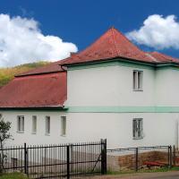 Muskátli Vendégház, hotel Parádfürdő-Peresen