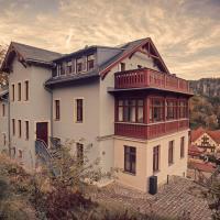 Villa Richter, Hotel in Rathen