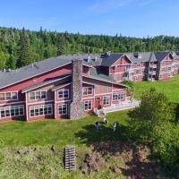 Cove Point Lodge、Beaver Bayのホテル