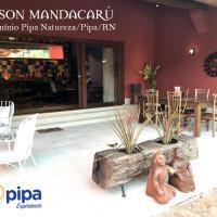 Maison Mandacaru - Pipa Natureza