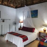 Mayan Bongalow Near Chichén, hotel en Chichén Itzá