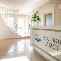 Hotel Boutique Carolina, hotell i Marina di Castagneto Carducci