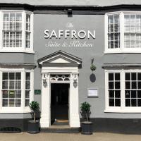 Saffron Suite and Kitchen, отель в городе Сафрон-Уолден