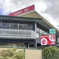 ZED MOTELS Tropical Gateway, hotel em Rockhampton