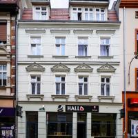 Aparthotel CENTRUM Gliwicka 18 – hotel w Bytomiu