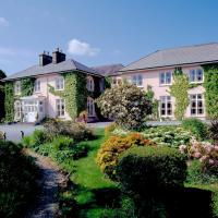 Rosleague Manor Hotel, hotel in Letterfrack