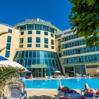 Ivana Palace Hotel, отель в городе Солнечный Берег