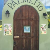 Palmetto Guesthouse, отель в Кулебре