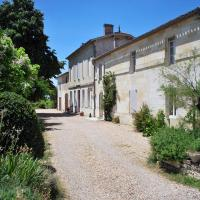 La Gomerie Chambres d'Hotes, hotel in Saint-Émilion