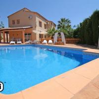 Casas de Torrat Villa Sleeps 11 Pool Air Con WiFi