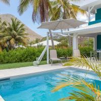 Villas Rock & Beach, hôtel au Diamant