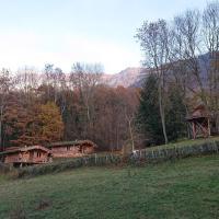 Les Cabanes Du Saleve, hôtel à Collonges-sous-Salève