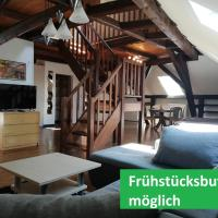 Ferienwohnung Grüner Baum, Hotel in Naila