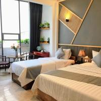 Na Nue Hotel, hotel en Ho Chi Minh