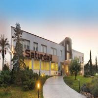 Hotel Saturday, hotell i Palma Campania