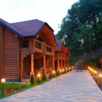 Oasis Karpat, hotel in Polyana