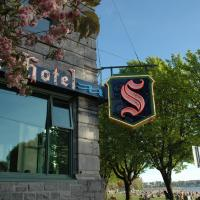 The Sylvia Hotel, hotel in West End, Vancouver