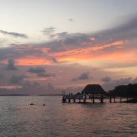 Villa frente al Mar en medio de Reserva Ecologica