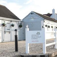 Henley Boutique Lodge, hotel in Henley in Arden
