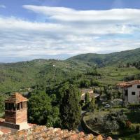 Villino Chianti, hotell i Cavriglia