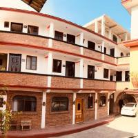 HOTEL LA GRAN MANZANA, hotel di Zacatlán