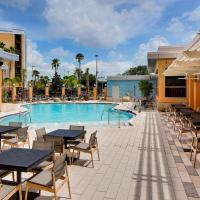 Hyatt House across from Universal Orlando Resort, hotel in Orlando
