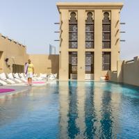 Premier Inn Dubai Al Jaddaf, hotel in Dubai