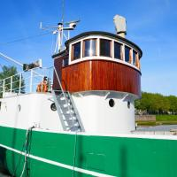 Boathotel Rotterdam Wilhelmina