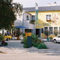 "Gasthof Pension ""Zur Hammerschmiede"",Drosendorf Altstadt的飯店"